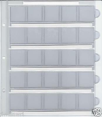 """Unimaster Coin Album """"D"""" Pages: 25-Pocket Extra Pages to hold Large Cents- $2.95"""
