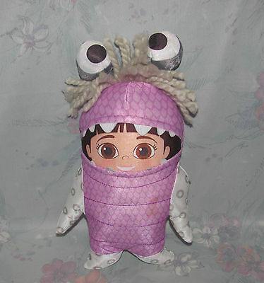 """Disney Pixar Spin Master Monsters Inc. Boo Doll - Costume - Electronic 12"""""""