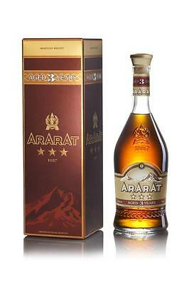 Ararat 3 Year Old Brandy 700mL
