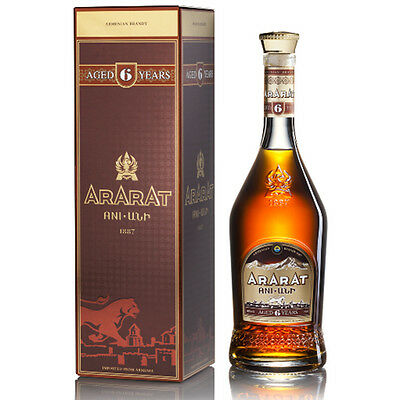 Ararat 6 Year Old Ani Brandy 700mL