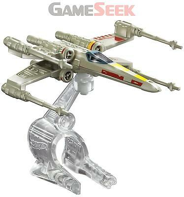 Hot Wheels Star Wars: Starship X-Wing Fighter Red 5 - Toys Brand New
