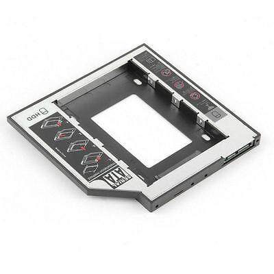HOT 9.5mm SATAII 2.5 HDD SSD disque dur Caddy pour les CD/DVD-ROM Bay optique EH