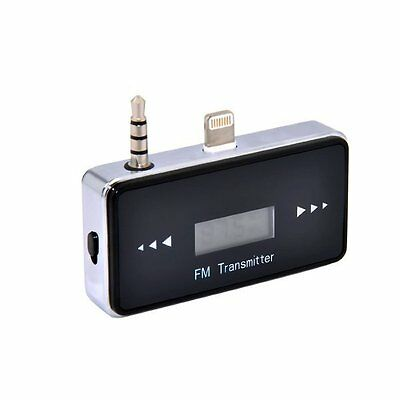 Latest Technology FM Transmitter For Apple iPhone 5.