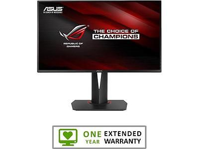 "ASUS ROG Swift PG278Q Black 27"" 1ms Widescreen LED Backlight LCD 3D Monitor With"