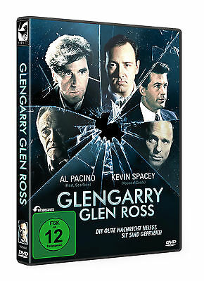 Glengarry Glen Ross DVD Neu&OVP (Kevin Spacey, Al Pacino)