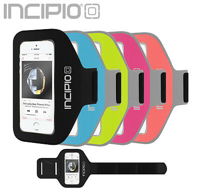 Incipio iPhone 5 5S SE Premium Sports Gym Armband Case Holder Running Jogging