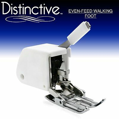 Distinctive Even Feed Walking Sewing Machine Presser Foot with Free Shipping