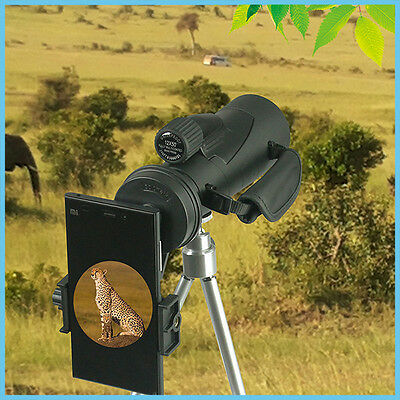 Astromical Telescope Spotting Scope Mount Universal Mobile Phone camera adapter
