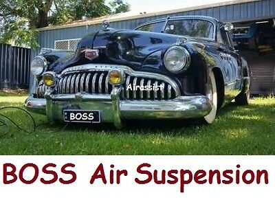 Buick BOSS Air Bag Suspension Front 1946 1947 1948 1949 1950 1951 1952 1953