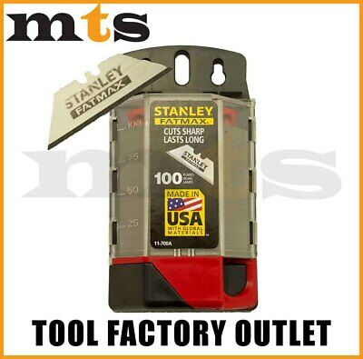 Stanley 11-700A Fatmax Knife Blades  Pack Of 100