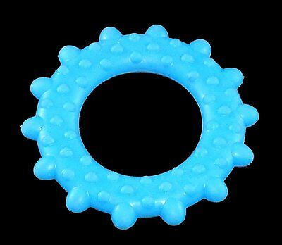 Dog Or Parrot Toy - Round Rubber - Teeth - Fun - Game - Play