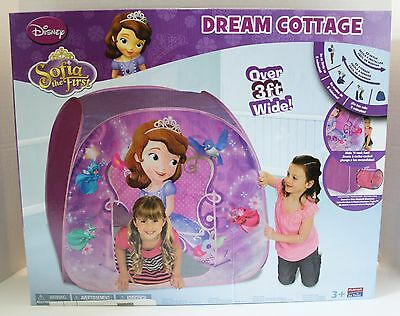 Playhut Sofia The First Dream Cottage  sc 1 st  PicClick & PLAYHUT Sofia The First Princess Castle Tent - $111.97 | PicClick