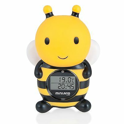 Miniland Thermobath Floating Timer / Alarm / Thermometer / Temperature Alarm