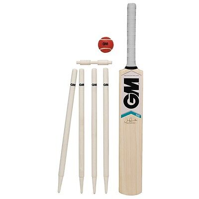 Gunn & Moore Sigma Cricket Set - Size 3 Junior Kids Cricket Playset