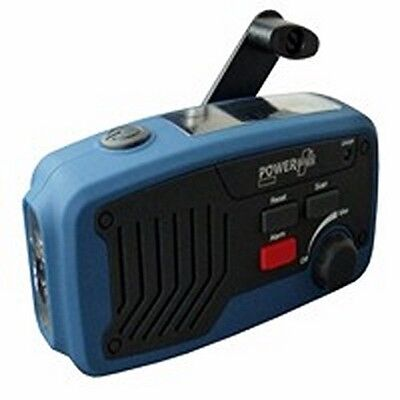 Solar Radio | Powerplus Panther Solar, USB or Wind Up Charged Portable Radio