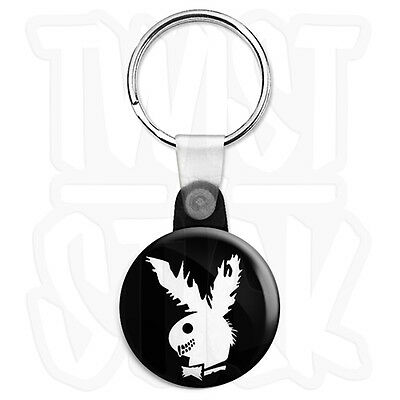 25mm Adult Humour Christmas Keyring Button Badge Zip Pull Option I Hate Xmas