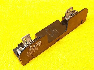 ***New*** Gould Shawmut 60315 600 Volt 30 Amp 1-Pole Fuse Holder Block Class H/K