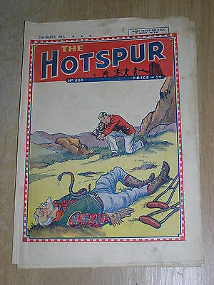 The Hotspur No 568 29th March 1947