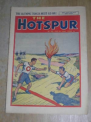 The Hotspur No 618 July 10 1948