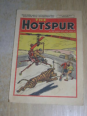 The Hotspur No 645 March 19th 1949