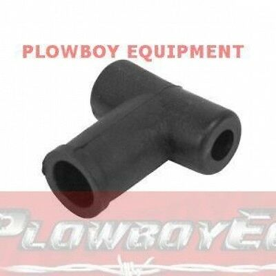 """Fuel Injection Return Line """"T"""" BOOT~T23425 163670A for Oliver John Deere Tractor"""