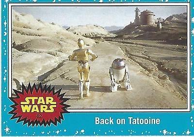 Star Wars Journey to the Force Awakens Basis Satz / Set - 110 Cards