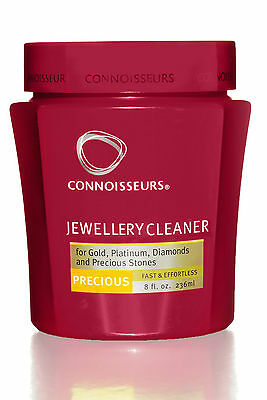 Connoisseurs Jewellery (Jewelry) Cleaner Dip for Diamonds, Gold & Platinum