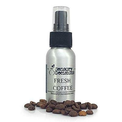 Coffee Fragrance Room Spray - Coffee Scent Home Spray, by Sensory Decisions