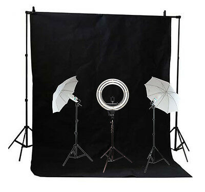 900w Photo Video 4-Point Continuous Lighting Kit