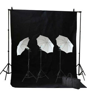 Photography Speedlite Flash Lighting Kit w/ 16(inch) Beauty Dish w/ Grid