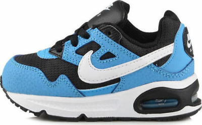 INFANT'S NIKE AIR Max Skyline (Td) Blue Black Trainers