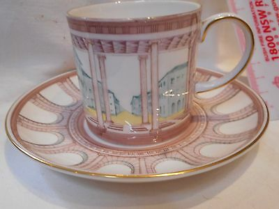 Vintage Susie Cooper Coffee Cup & Saucer
