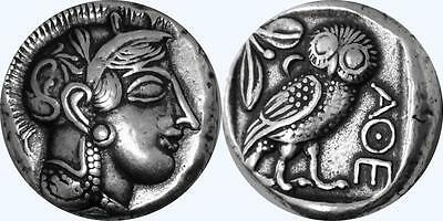 "Percy Jackson Fans,Greek Gods #12S ATHENA OWL ""Mark of Athena"""