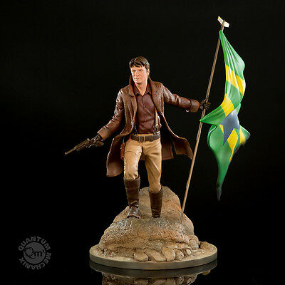 FIREFLY SERENITY MALCOLM REYNOLDS QMx MASTER SERIES 1:6 SCALE STATUE