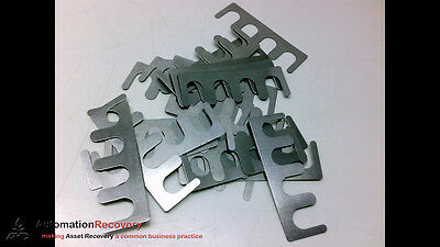 Douglas Stamping Ash402N - Pack Of 25 -  Four Slot Shim 0.25Mm, New* #129893