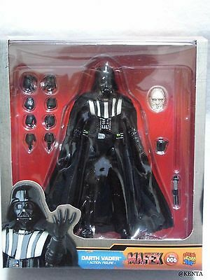 Medicom Toy MAFEX Star Wars DARTH VADER Figure From Japan F/S epacket