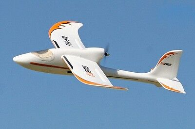 FMS 800mm Easy Trainer RC Plane RTF (Ready to Fly)