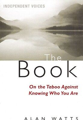 Book: On the Taboo Against Knowing Who You Are 9780285638532 by Alan Watts, NEW