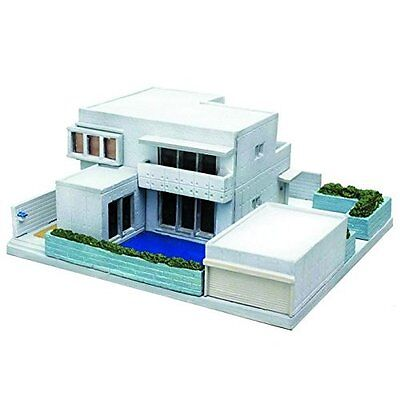 Tomytec Building Collection 012-2 Ken Kore contemporary house B2 Japan new .