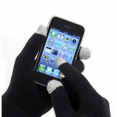 WHOLESALE JOB LOT 12 x UNISEX IPHONE SMART TOUCH SCREEN WINTER MAGIC GLOVES