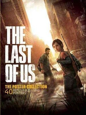 Last of Us Poster Collection 9781608873791, Poster, BRAND NEW FREE P&H