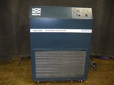 Neslab HX-200 Refrigerated Recirculator Water Chiller Tested, Works, No Leaks