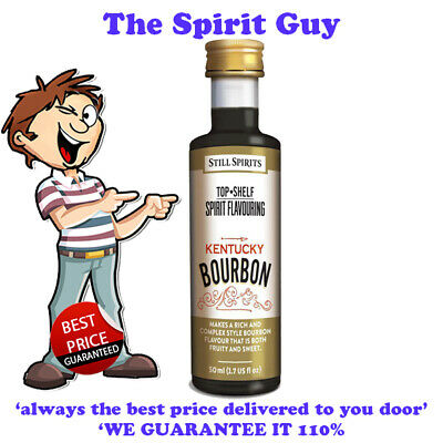KENTUCKY BOURBON - JB STYLE - SPIRIT ESSENCE @ $6.49 ea By Still Spirits - 30104
