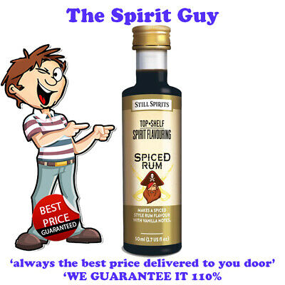 SPICED RUM SPIRIT ESSENCE @ $6.49 ea By Still Spirits - 30134