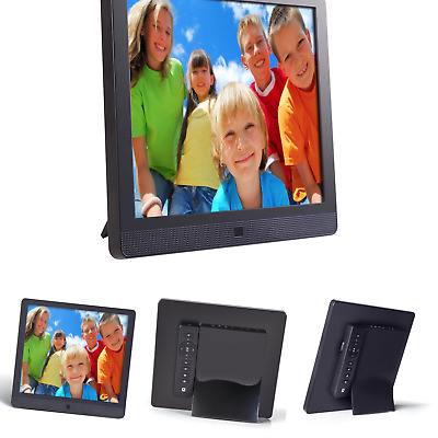 Pix-Star 10.4 Inch Wi-Fi Cloud Digital Photo Frame FotoConnect XD with Email ...