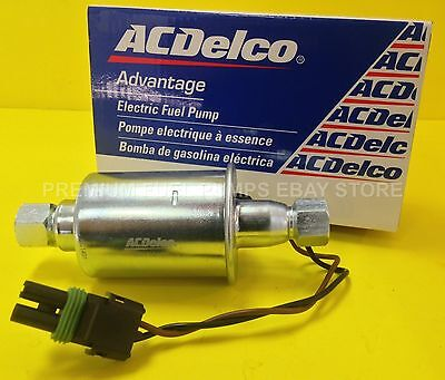 NEW ACDELCO FUEL PUMP - CHEVROLET AND GMC TRUCKS AND VANS - Premium Quality