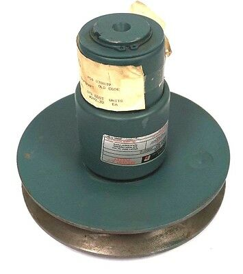 New Reliance Electric Reeves H95510 Pully Assembly