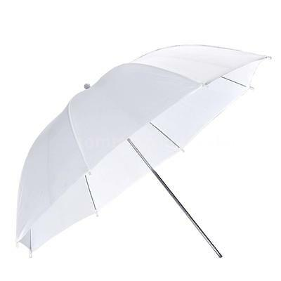 "43"" Photo Soft White Umbrella Softbox Light Diffuser for Studio Video Lighting"