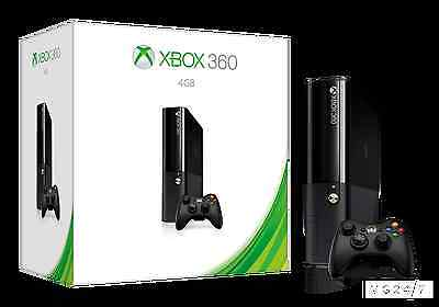 Xbox 360 4GB E Console + Assassin's Creed Brotherhood AUS *NEW!* + Warranty!!