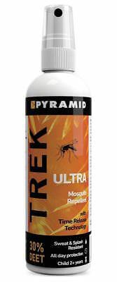 Trek Ultra (formerly Repel Ultra) Deet Insect Repellent - 100ml